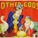 Lot (4) early Nursery Rhyme posters