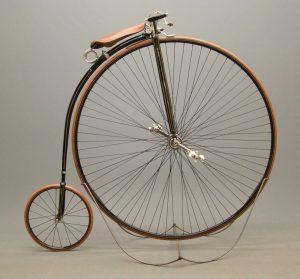 c. 1892 Columbia Light Roadster Highwheel Bicycle