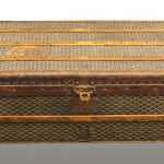 Early Goyard trunk. Has interior label