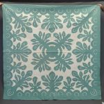 C. 1930's Hawaiian Quilt