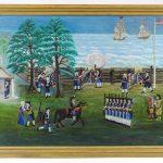 American School, Revolutionary War Subject