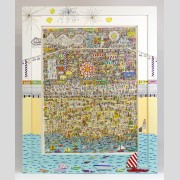 James Rizzi (1950-2011),