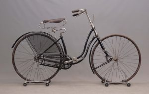 1889 Columbia Hard Tire Safety Bicycle