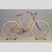 C. 1898 Chilion Wooden Women's Bicycle