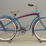 1936 Elgin Bluebird Balloon Tire Bicycle