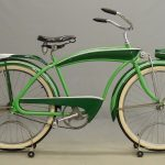 1941 Colson Goodyear Clipper Deluxe Bicycle
