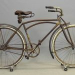 1918 Schwinn Henderson Pneumatic Safety Bicycle