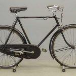 1938 Raleigh Sports Light Weight Bicycle