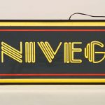 Univega Light Display Sign