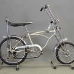 1971 Schwinn Sting-Ray Grey Ghost Bicycle