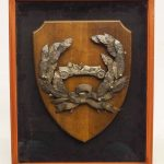 Brass Era Victory Plaque