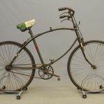 WWII BSA Paratrooper Bicycle