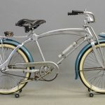 Monark Silver King Wing Bar Bicycle