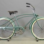 1935 Dayton Safety Streamliner Bicycle