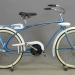 1940 Elgin 4 Star Twin Deluxe Bicycle