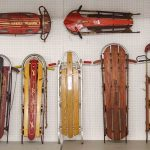 Selection of Sleds