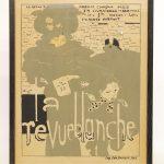 "Pierre Bonnard lithograph ""LA REVUE BLANCHE"""