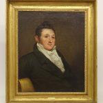 Rembrandt Peale (Penna. 1778-1860), portrait of a gentleman