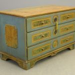 19th c. Austrian Chest of Drawers