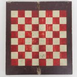Late 19th C. Gameboard