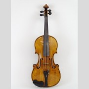 Violin labeled