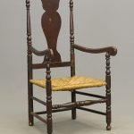 18th c. Armchair