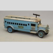 Keystone Bus Toy