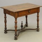 18th c. William & Mary Tavern Table