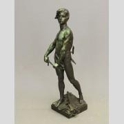 Raoul Francois Larche (France 1860-1912) Bronze Statue Figure