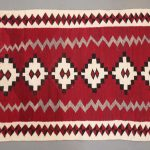 Selection of Native American Blankets & Textiles