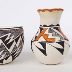 Acoma Pueblo Native American Pottery