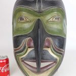 North West Coast Native American Mask