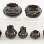 Santa Clara / San Ildefonso Pueblo Pottery