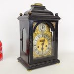 Early English Carriage Clock