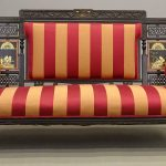 Aesthetic Movement Victorian Settee
