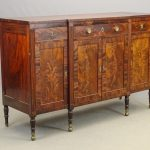 19th c. Federal Mahogany New York Sideboard