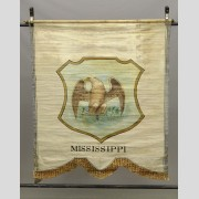 Mississippi State Seal Antique Banner