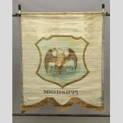Mississippi State Seal Antique Banner