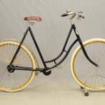 Columbia Pneumatic Safety Chainless Bicycle