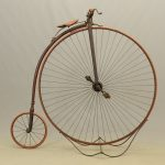 "Gormully & Jeffery 50"" Racing High Wheel Bicycle"