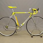 "Colnago 22 1/2"" men's bicycle. 18 speed."