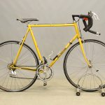 "Cinelli ""Bill Boston"" 25"" men's bicycle. Campagnolo accessories"