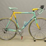 "Bianchi ITM men's 24"" bicycle. Professional Cycling Team"