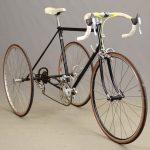 George Longstaff racing trike. Early 1990's