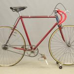 Late 1940's Gioanni Gerbi racing bicycle