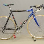2000 De Rosa Merak custom-built bicycle