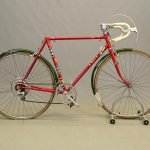 "BSA 22 1/2"" men's bicycle. Royale"