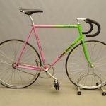 "Cinelli Land Shark men's 24"" track bicycle"