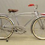 1948 Monark Silver King Hextube Bicycle