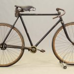 1901 Rambler Model 38 Chainless Bicycle